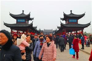 全椒县走太平桥风景