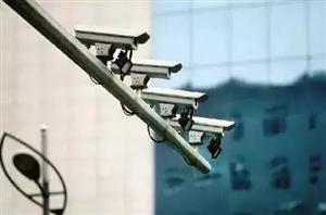 关于启用富顺城区8处机动车不礼让行人抓拍电子警察系统的公告