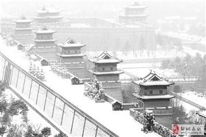 2019:春雪兆丰年!!