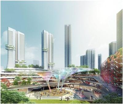 龙泉驿区:TOD行政学院站项目最快6月开工建设