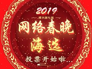 2019博兴第七届网络春晚海选节目评选...