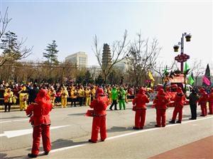 元宵佳节最正月丨合阳社火表演与洽川常态演出无不震撼