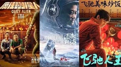春节期间泸州票房达1035万元,你去电影院贡献了多少?