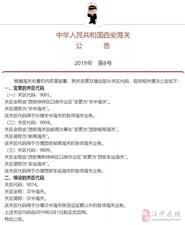 汉中海关在汉中正式设立!