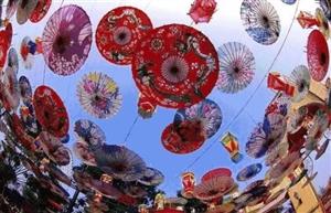2019澳门赌博网站油纸伞暨网红美食狂欢节,3月1日开幕!二十万美食券免费送送