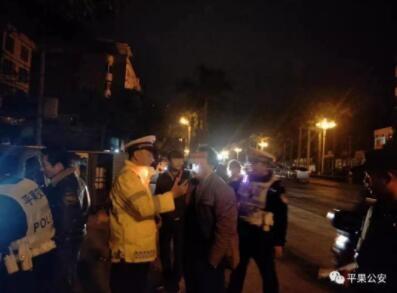 严打、严查、严管!亚游警方迅速开展预防道路交通事故专项行动