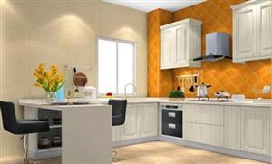 现在很多人感觉厨房空间小,教你把厨房空间利用到极致!