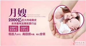 月亲母婴护理培训招收月嫂,育婴师,催乳师,小儿推拿师  3.8特惠