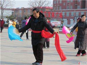 """演出喜讯! 喜庆2019年""""三*八妇女节""""大型联欢会在县城休闲广场举行"""