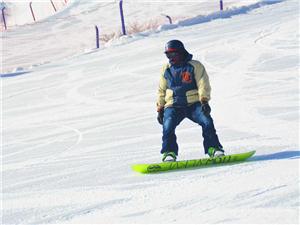 太伟滑雪场门票多少钱