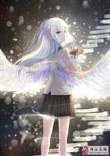 动漫天使,美极天使,很美