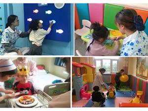 太原天使儿童医院是一家五位一体的专业诊疗儿科医院