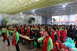 """西湖社区开展""""庆三八""""国际妇女节文艺汇演"""