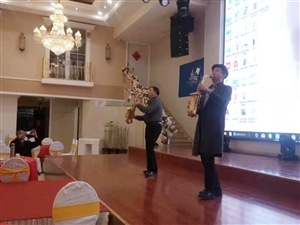 龙凤呈祥之日,太原市企业创新发展研究会年度工作会议启动