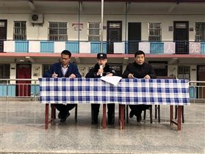 合阳县公安局黑池派出所再掀扫黑除恶 宣传热潮
