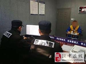 汉台巡特警发现在逃人员儿子生病住院推迟抓捕 在逃人员:谢谢你们