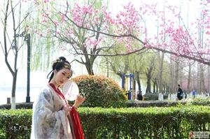 汉中江北湿地公园-美梅