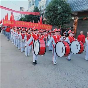踅孜镇胜淮小学植树节40周年宣传活动