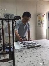 笔端上的风景―葛军中国画作品欣赏