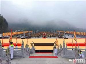 美不胜收|盐亭盛大先蚕节即将到来之际,畅游嫘祖陵风景区!
