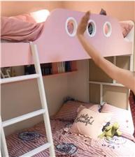 儿童房装修设计案例,关键是孩子会长大!