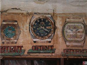 永兴很有历史感的一家手表店