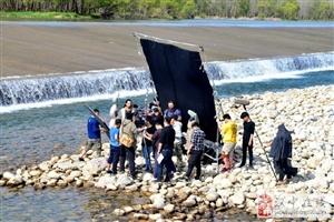张骞主题电影《凿空者》在城固取景拍摄