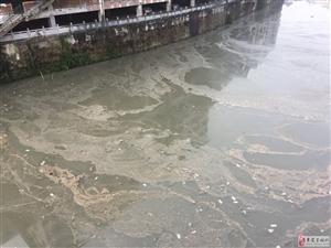 风南桥下面的污水有单位管吗?