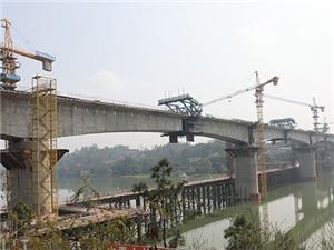 关注!台湾快三app下载官方网址22270.COM顺高铁最新进展,沱江大桥桥面工程26日将合龙!