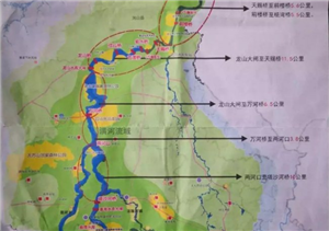 """县委书记刘勇谈""""拥河发展""""――在政协委员考察龙堤时的讲话"""