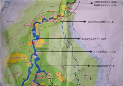 """县委书记刘勇谈""""拥河发展""""——在政协委员考察龙堤时的讲话"""