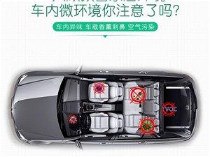 车内环境需重视不要拿身体当做净化器了!