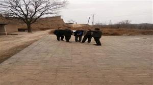 合阳县国土资源局 王村国土所开展地质灾害大排查