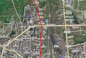 紧急!荆门城区这条主干道将封闭施工,长达9个月!请相互转告!