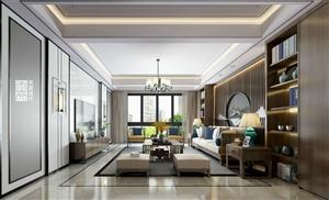 天奕设计:客厅空间设计案例分析
