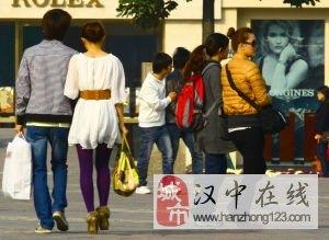 乱穿衣的季节,汉中人很心塞