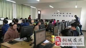 2019年安庆市青少年信息学奥林匹克竞赛圆满结束
