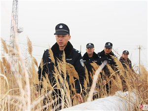 天津滨海大港油田采油五厂开展春雷治安专项整治行动