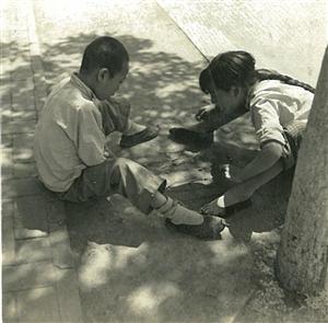 几张回忆的照片,带你走进1930年的中国