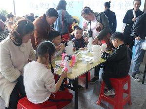3月23日,潢川・红玺台搪胶娃娃储钱罐DIY活动精彩开启!