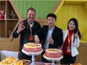 3月24日,华英・壹号院外教活动圆满举办,一起来感受语言的魅力!
