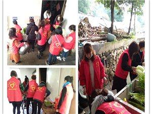 天恒彩票注册携手志愿者服务中心把敬老活动做进吴村养老院
