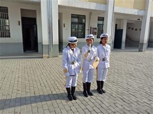 胜淮小学升旗仪式、毕业班家长会