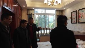 邻水皇家老年公寓领导赴重庆市第一社会福利院考察学习