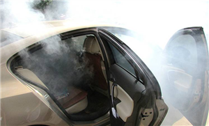 潢川黄国路旁边一家店,里面竟然烟雾弥漫,到底啥情况?