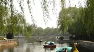 好期待!漯河人民公园即将大变样!