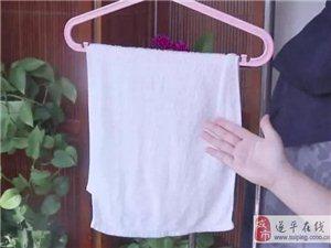 毛巾3天不洗就很脏!教你一招,脏旧毛巾瞬间变成新的一样!