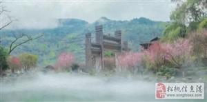 《梦幻桃源》分为九幕,时长1小时10分钟