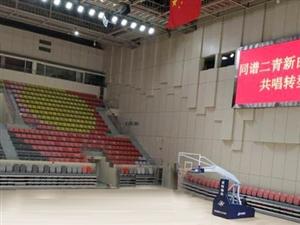 """""""二青会""""场馆巡礼之八――山西综改区体育中心"""