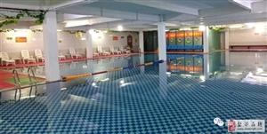 盐亭金和恒温游泳馆重装开业: